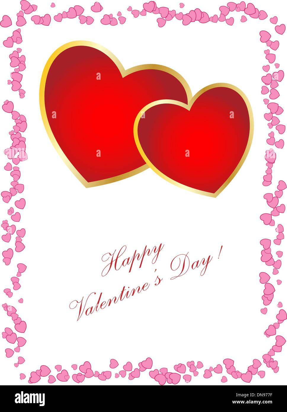 Simple Valentine S Day Card You Can Change Text For Your Design