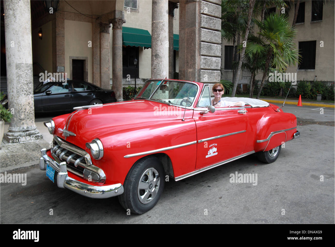 All Chevy 1952 chevy styleline parts : 1952 Chevrolet Styleline Deluxe Convertible, Hotel Nacional de ...