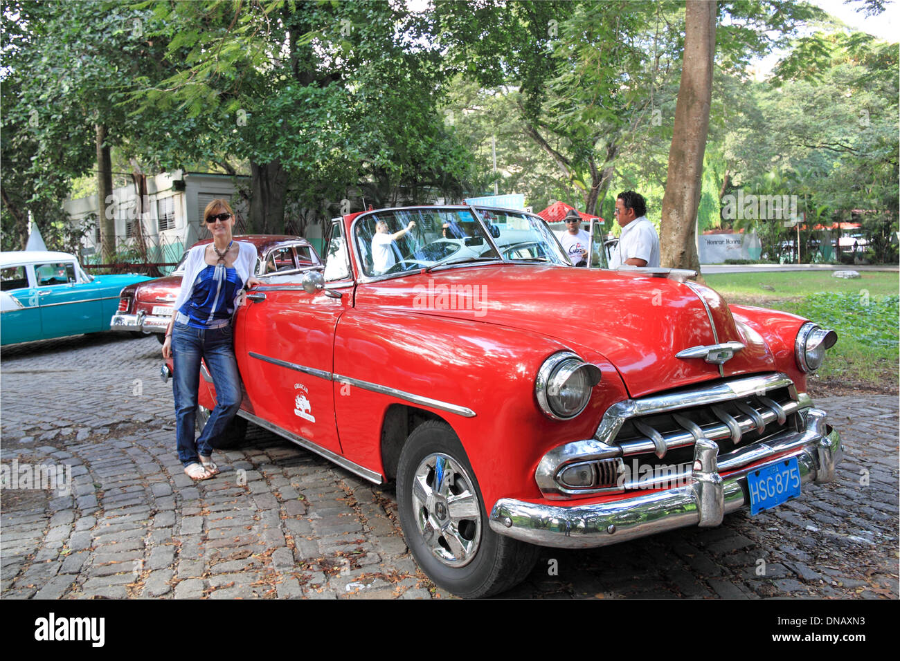 All Chevy 1952 chevy styleline parts : 1952 Chevrolet Styleline Deluxe Convertible by Parque Almendares ...