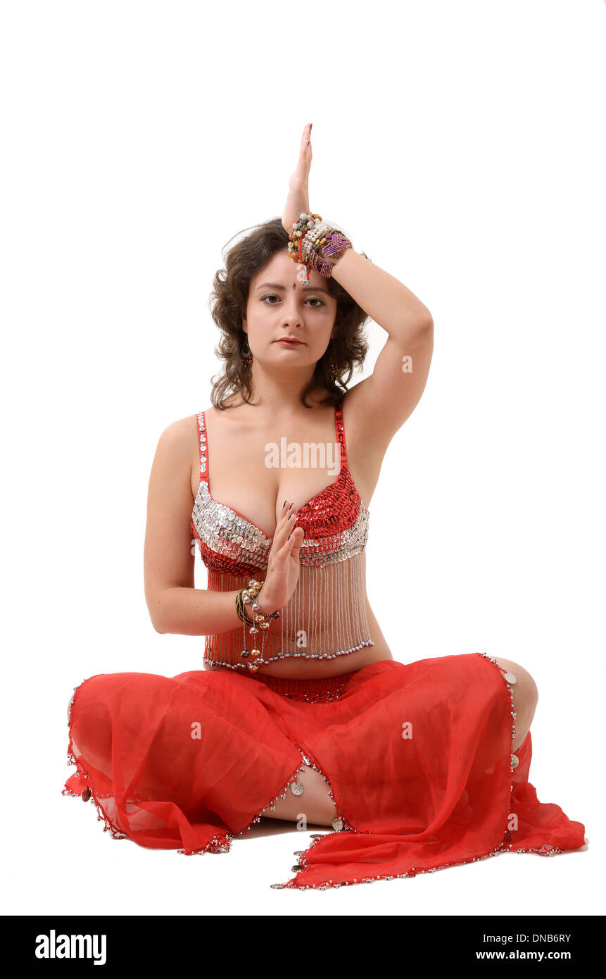 eb61297a78cf0 Belly Dancer Cut Out Stock Images & Pictures - Alamy