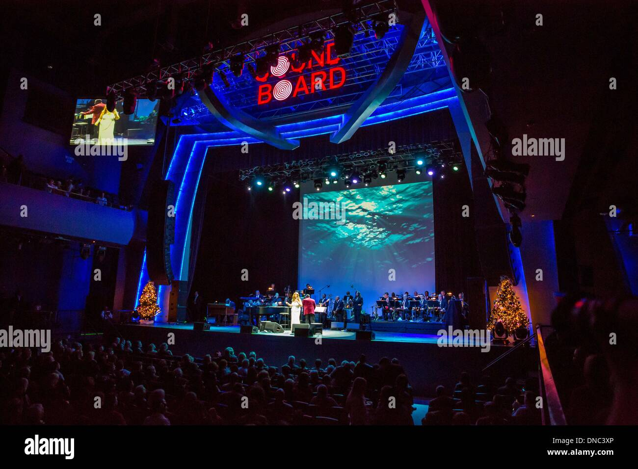 Detroit, Michigan, USA  21st Dec, 2013  Motown Legend ARETHA