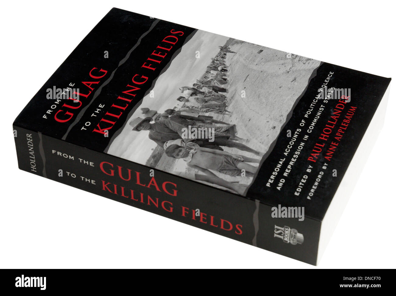 From the Gulag to the Killing Fields by Paul Hollande - Stock Image