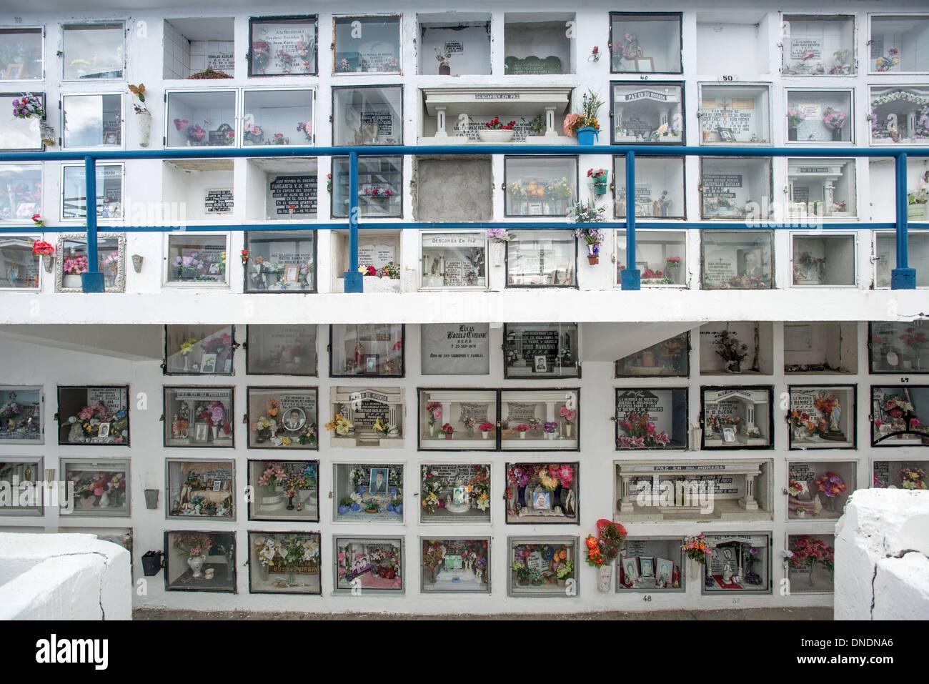 Graves, Punta Arenas Chile Stock Photo