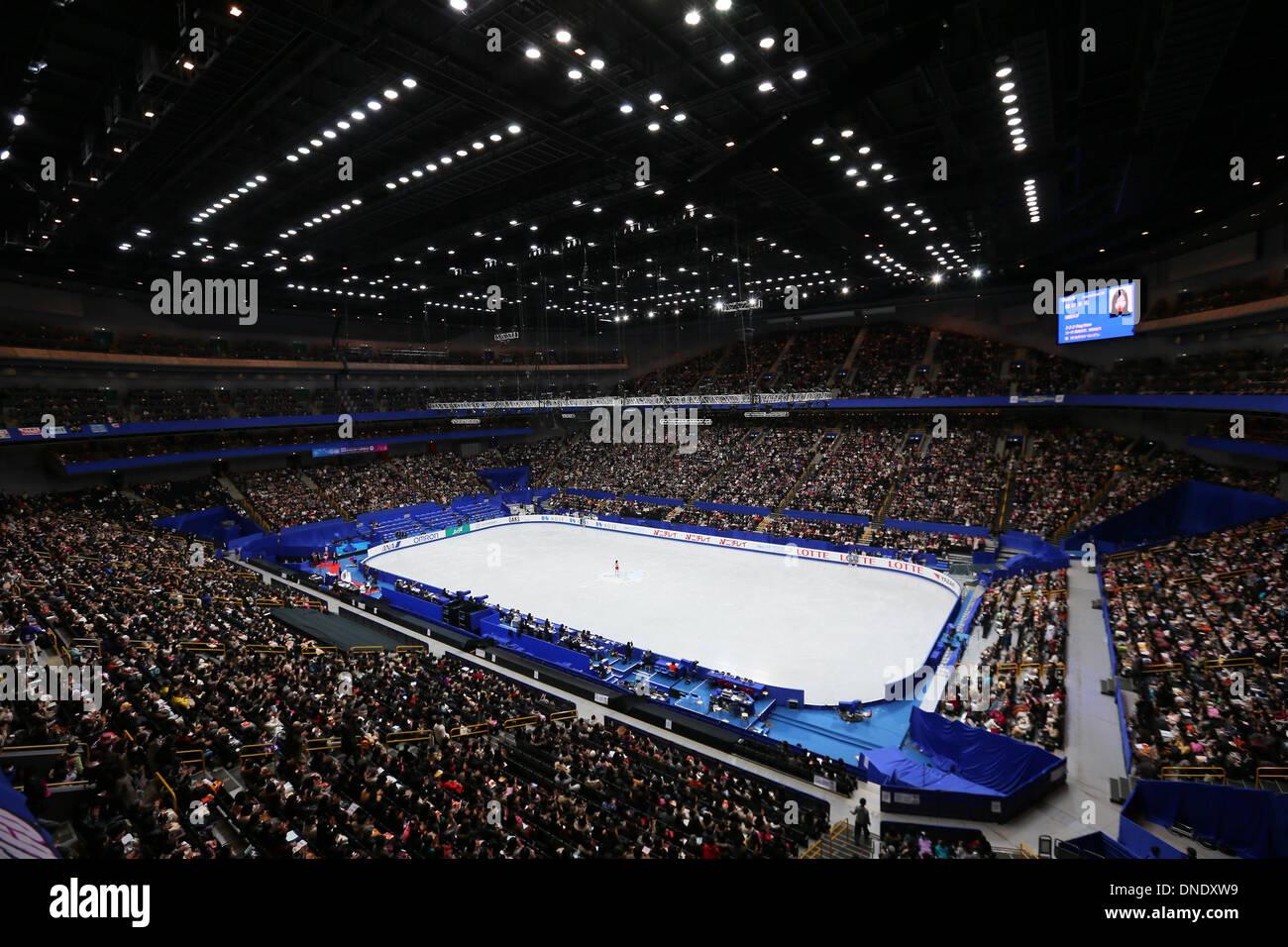 Saitama Super Arena Saitama Japan 23rd Dec 2013 General