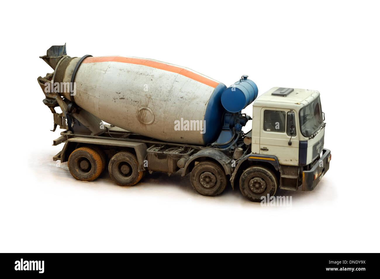 Cement Concrete Construction Truck Equipment
