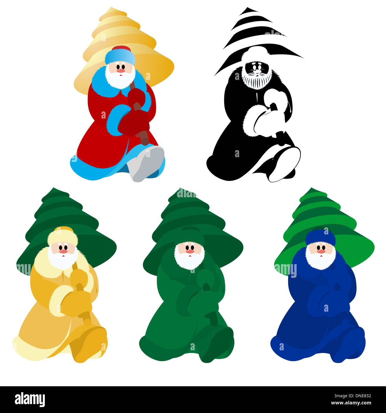 Santa Boots Black Stock Photos & Santa Boots Black Stock Images - Alamy