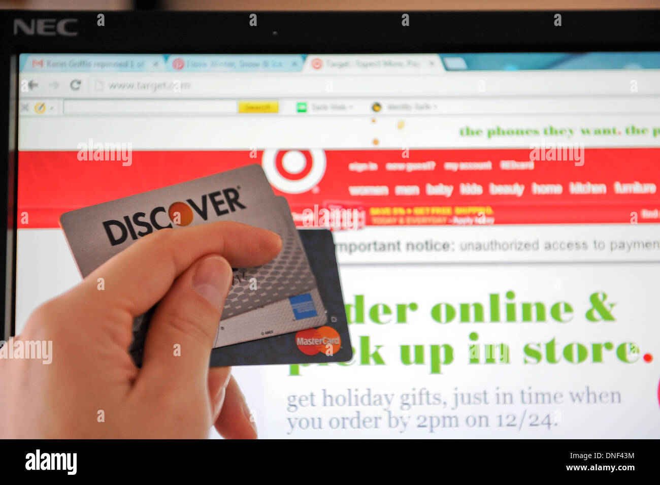 Discover Card High Resolution Stock Photography and Images - Alamy