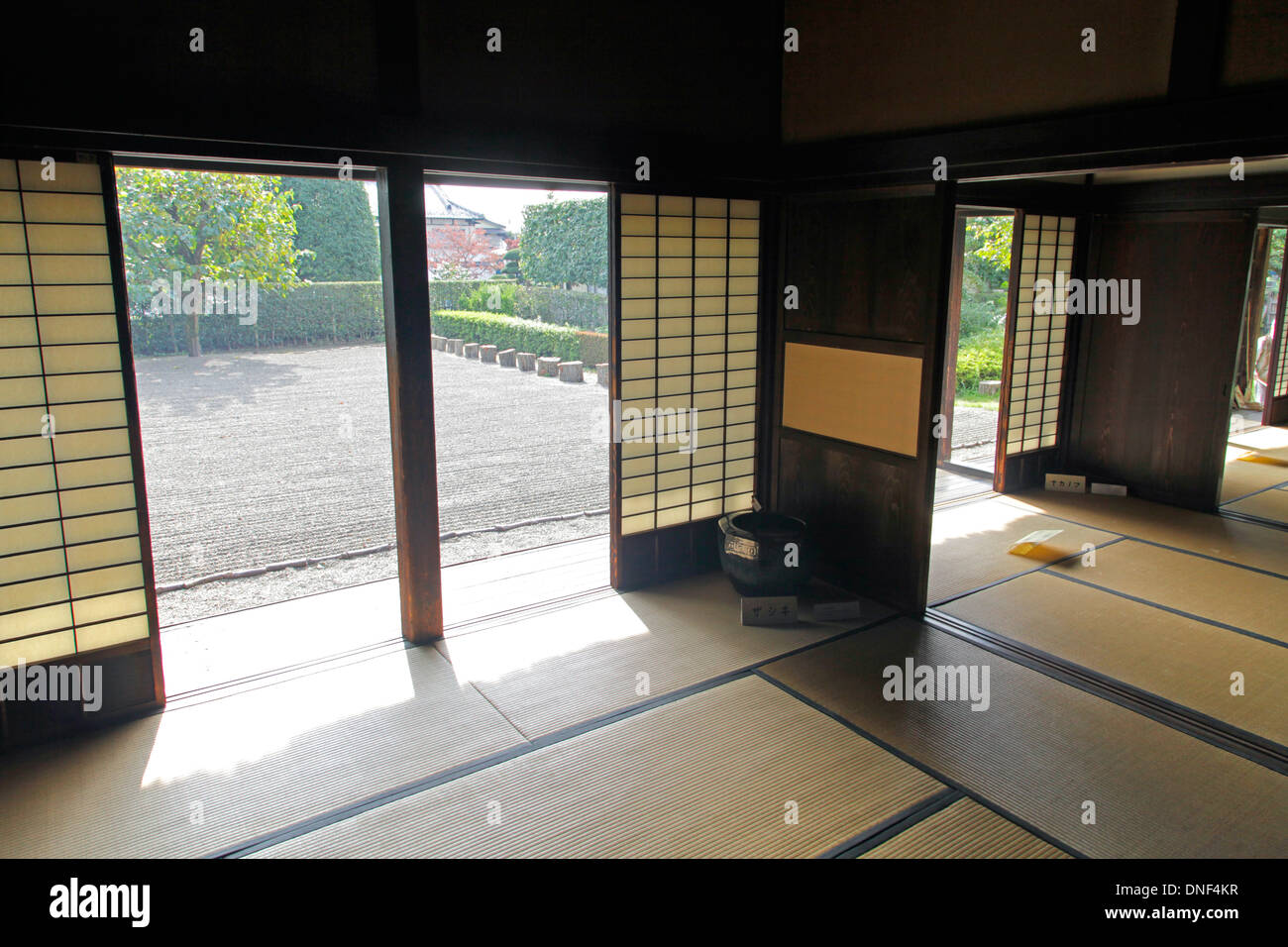 Interior of old Japanese house Tokyo Japan Stock Photo: 64871851 - on nature architecture design, church architecture design, school architecture design, landscape architecture design, building architecture design, water architecture design, art architecture design, home architecture design, windows architecture design, garden architecture design, beach architecture design,