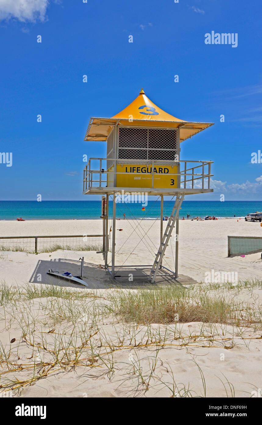 ed7c3de6d06 lifeguard watch tower at coolangatta beach