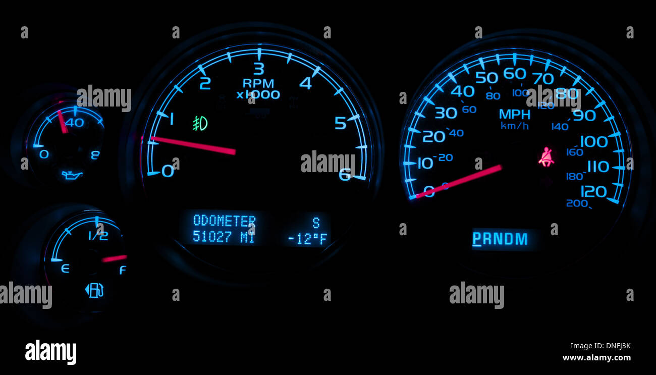 Dashboard Car High Resolution Stock Photography And Images Alamy