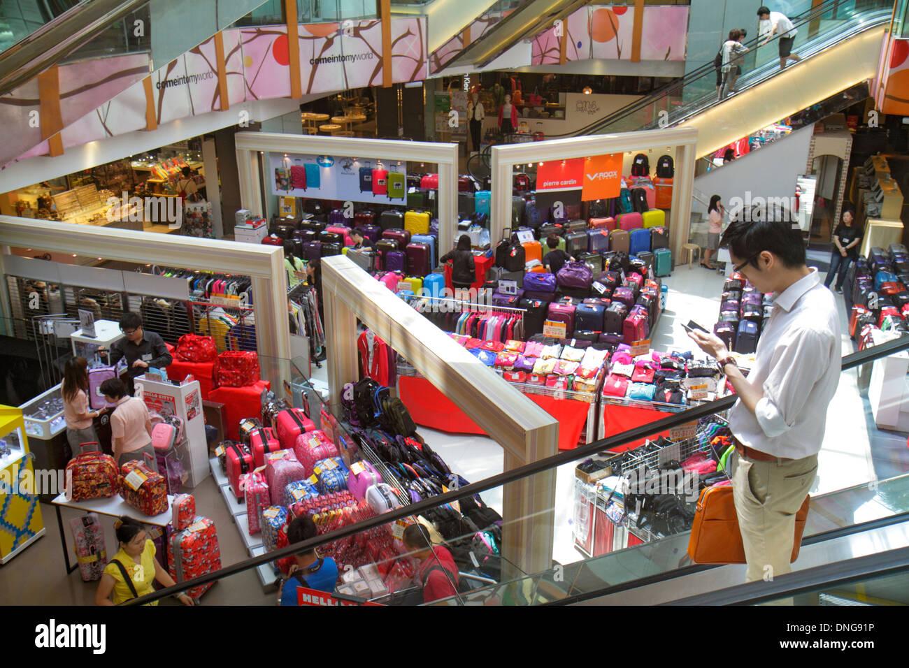 Hong Kong China Kowloon Tsim Sha Tsui Sogo Department Store