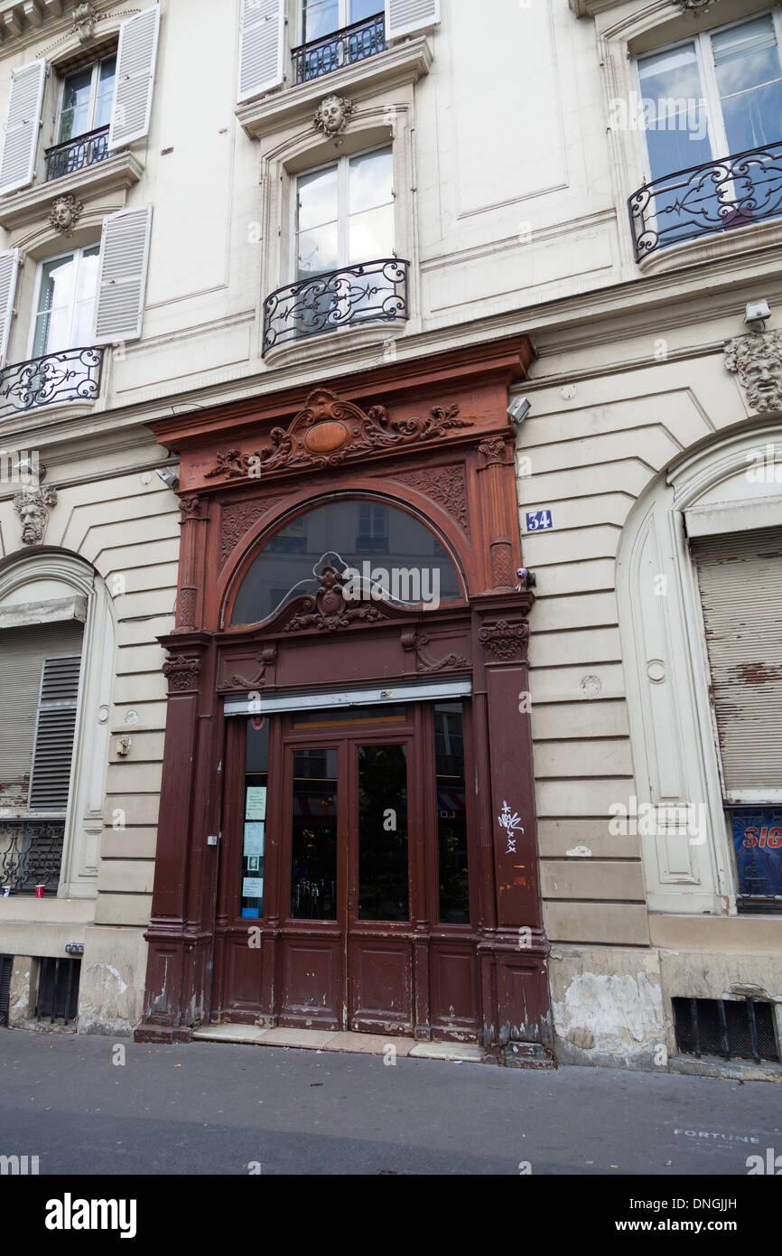 Caf Ef Bf Bd Soleil Paris