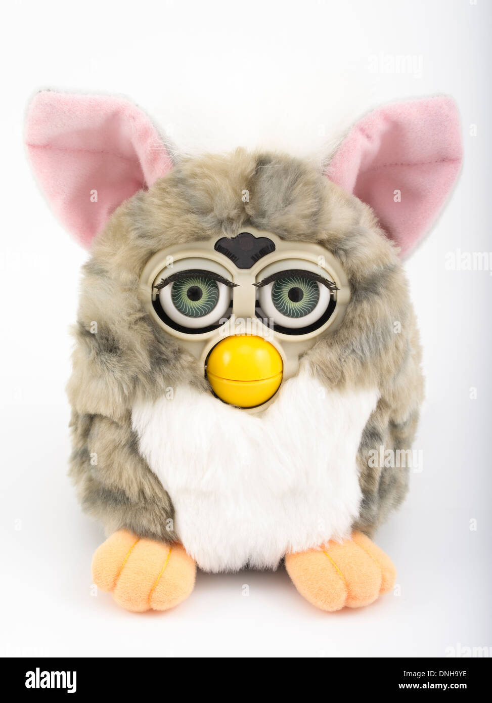 1998 Furby electronic robotic toy by Tiger Electronics - Stock Image