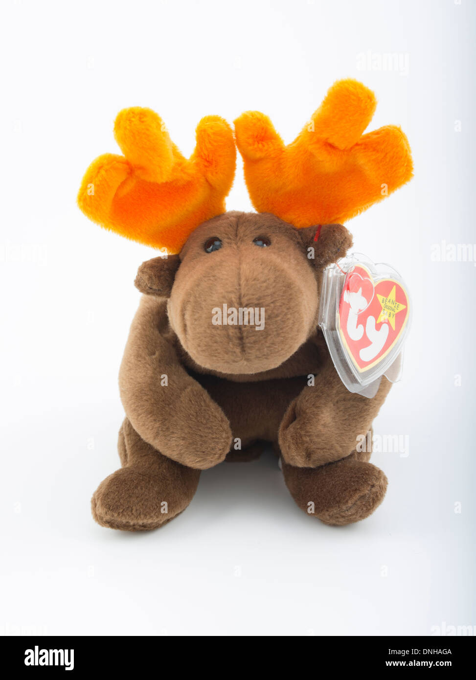 first generation 1993 Beanie Babies - Chocolate the Moose e4fda6430e7