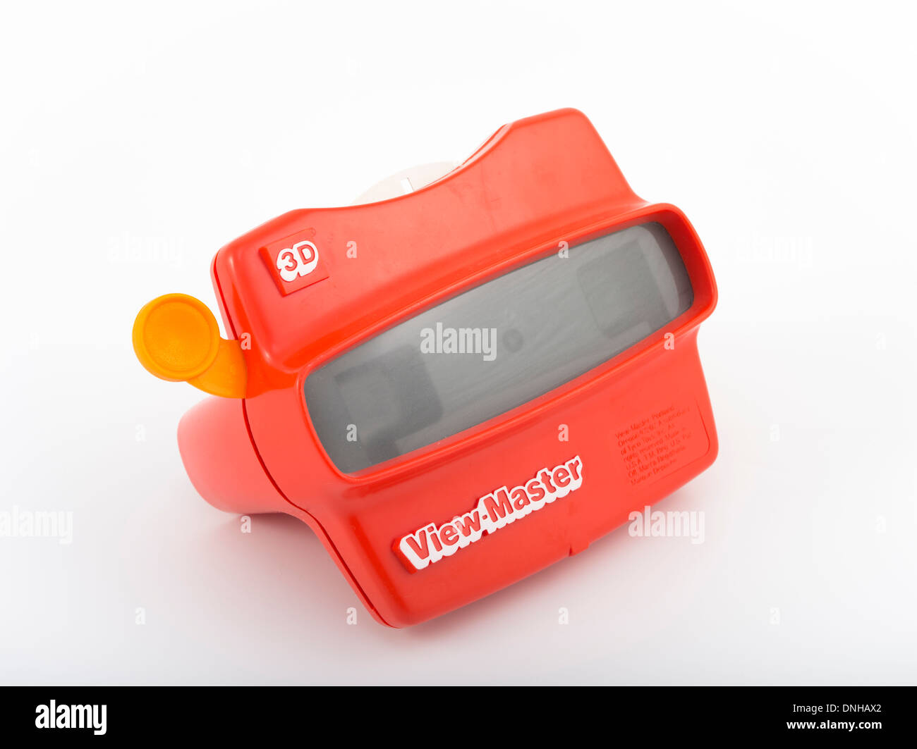 View-Master stereoscopic 3-D viewer - Stock Image