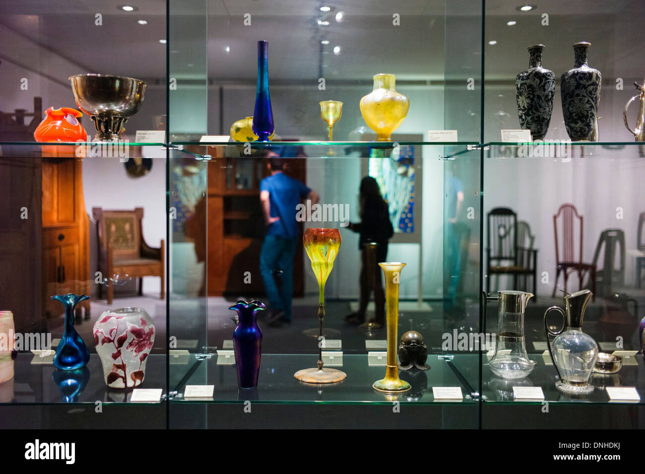 Glass And Pottery Karlsruhe Palace Museum Karlsruhe Baden