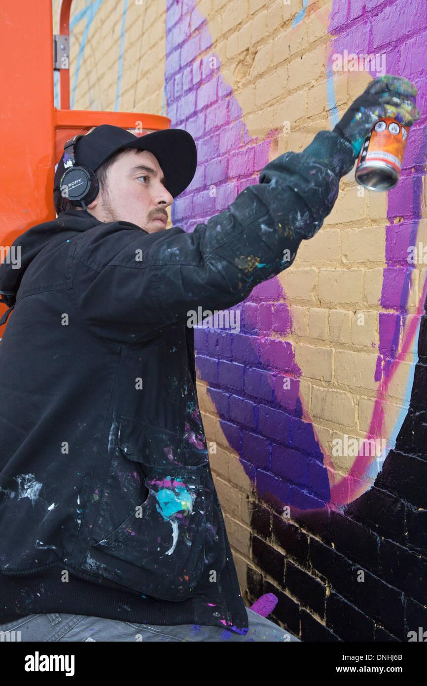 Dasic Fernandez Murales En Chile
