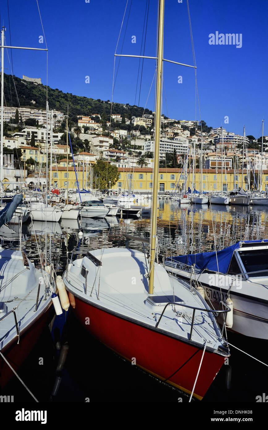 Darse stock photos darse stock images alamy - Port de la darse villefranche sur mer ...