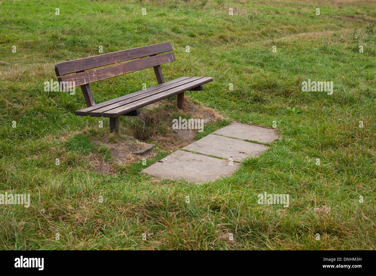 Superb A Wooden Park Bench In Pryors Fields Hampstead Heath Stock Forskolin Free Trial Chair Design Images Forskolin Free Trialorg
