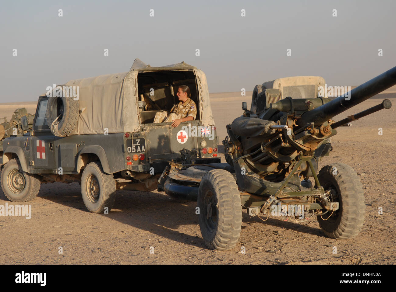 British Field Artillery Stock Photos & British Field