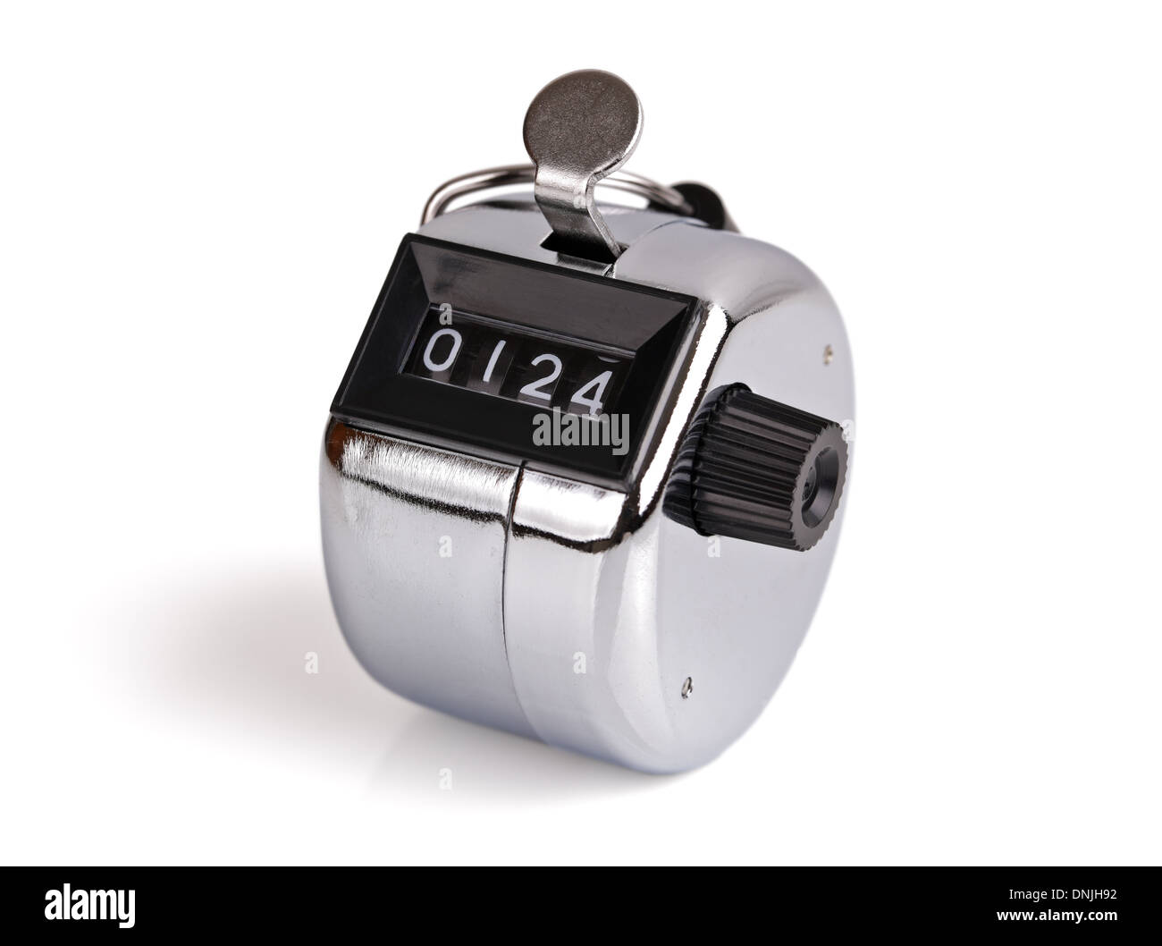 Tally counter - Stock Image