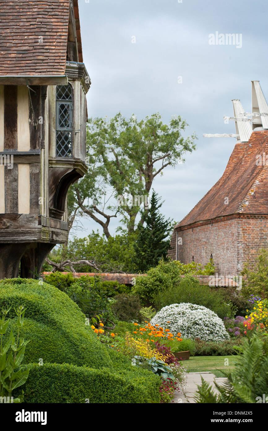 Great Dixter, Sussex. Stock Photo