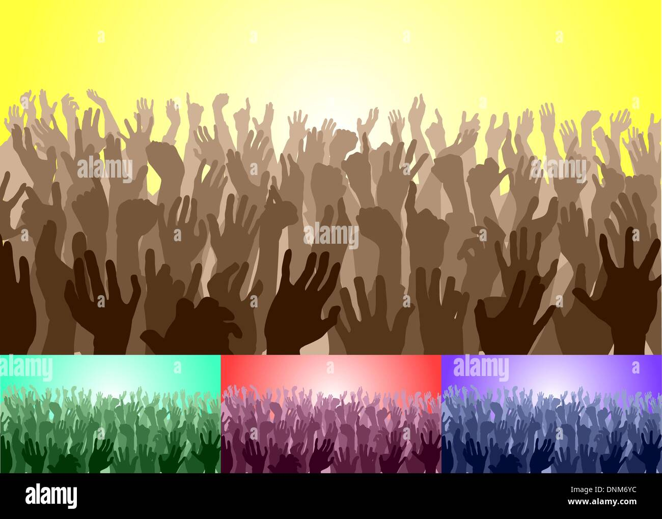 Work For A Cause Not For Applause Quote: Applause Vector Vectors Stock Photos & Applause Vector