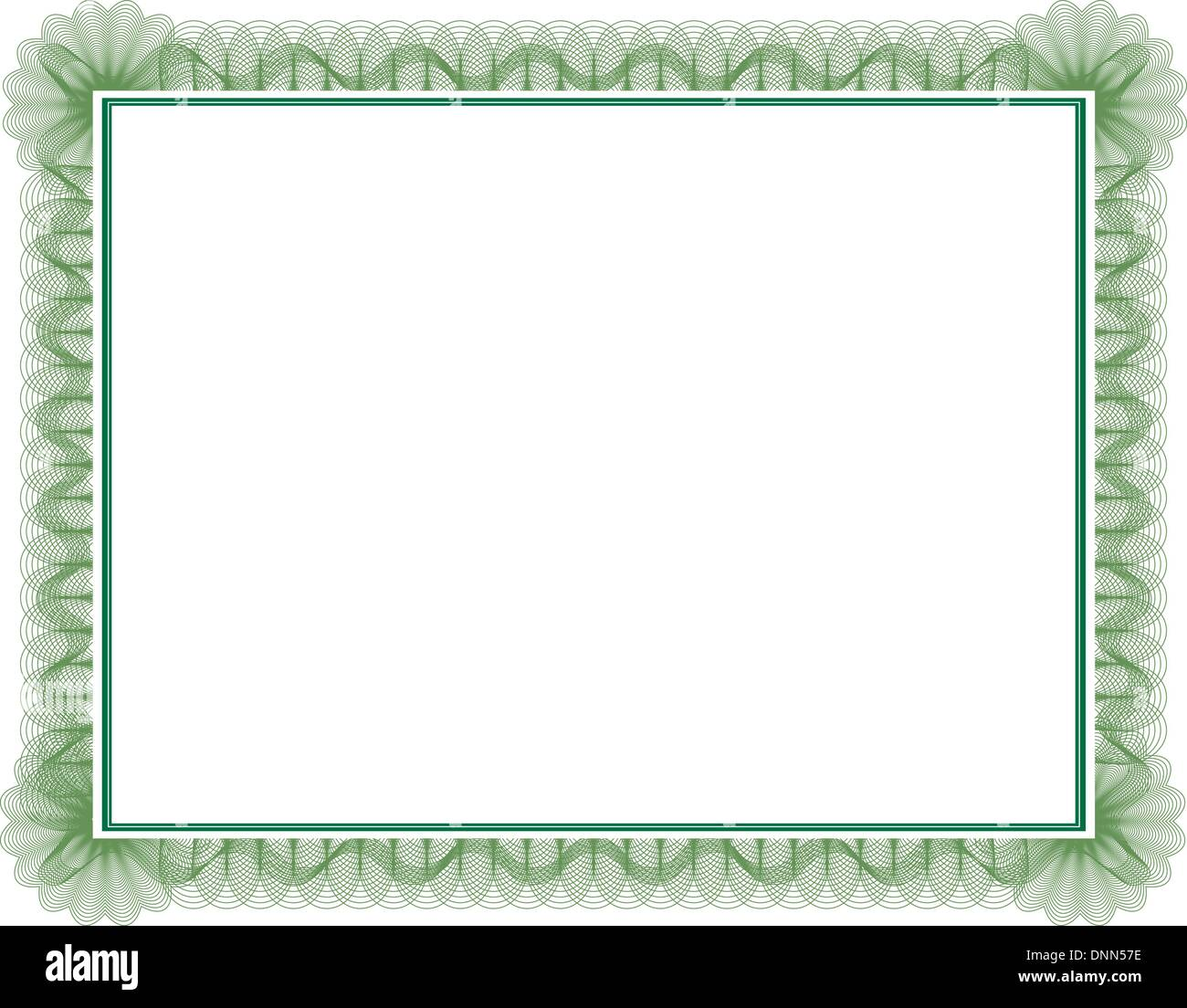 Guilloche Stock Vector Images - Alamy