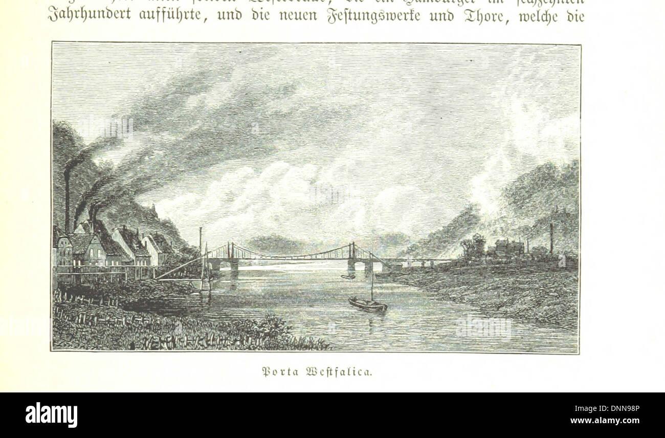 Image taken from page 341 of 'Die deutsche Heimat. Landschaft und Volkstum ... Mit Abbildungen, etc' - Stock Image