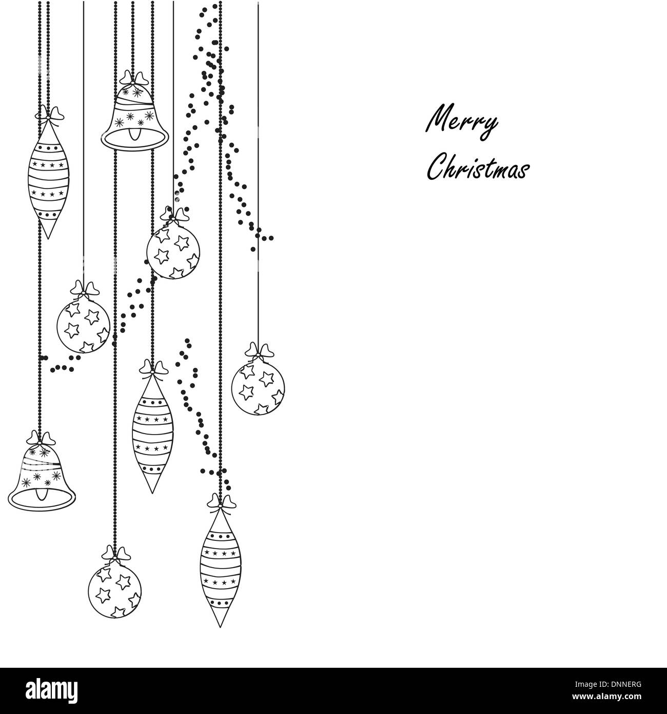 Christmas Border Black And White.Christmas Border Blue Black And White Stock Photos Images