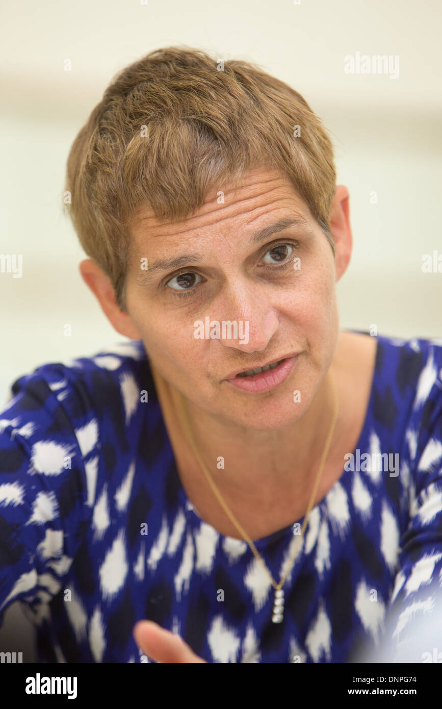 Dr Clare Gerada former Chair of the Royal College of Physicians - Stock Image