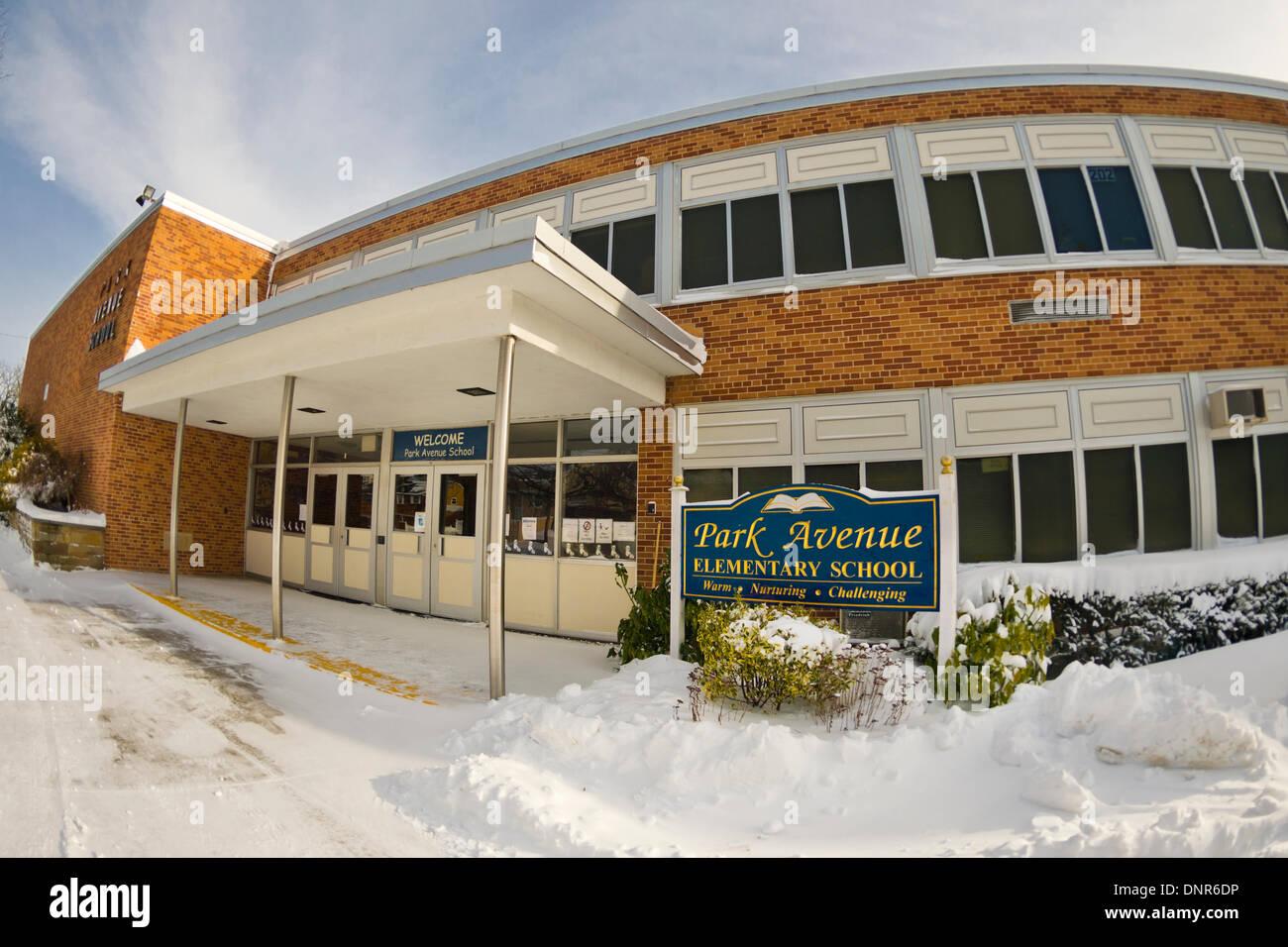 Island Avenue Elementary School