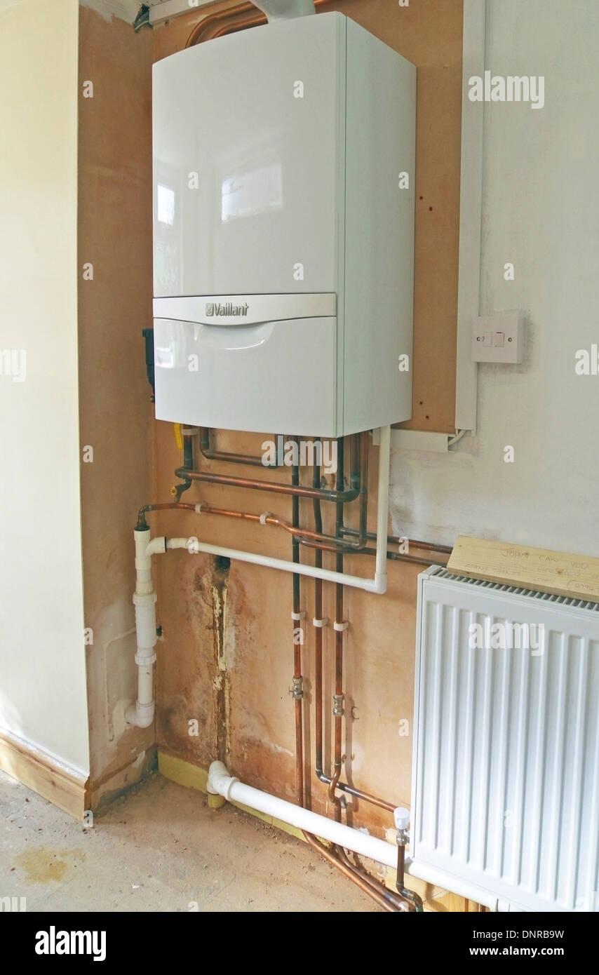 Central Heating Boiler Stock Photos & Central Heating Boiler Stock ...