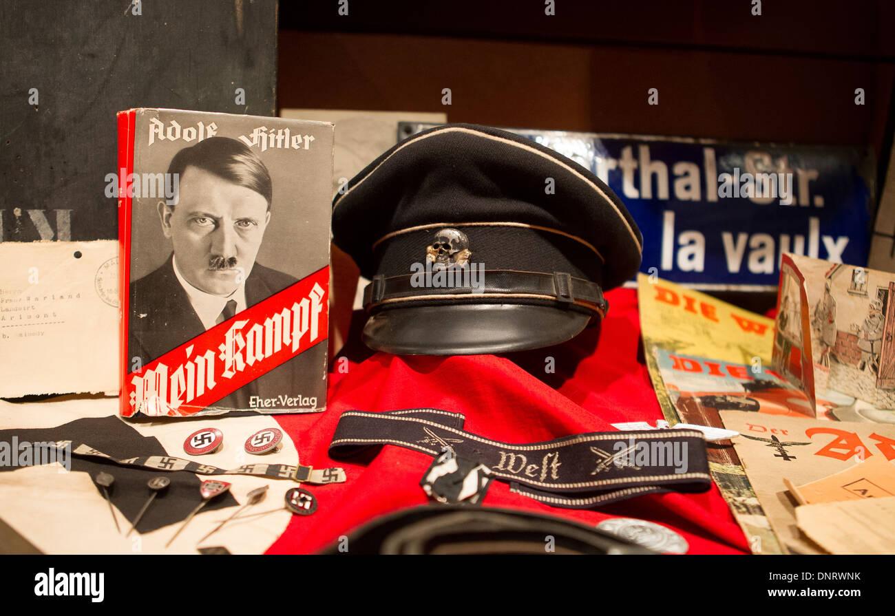 nazi memorabilia - Stock Image