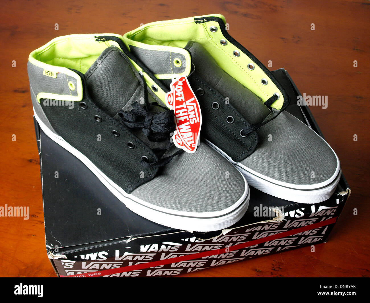 e29d6fed1d Vans Shoes Stock Photos   Vans Shoes Stock Images - Alamy