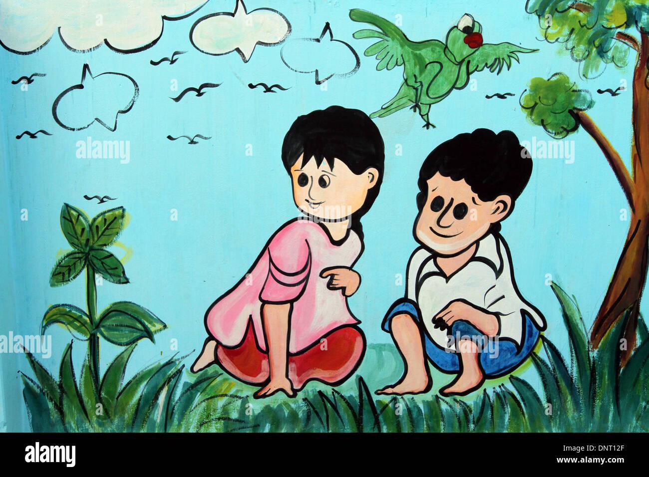 Meena Cartoon Stock Photos Meena Cartoon Stock Images Alamy
