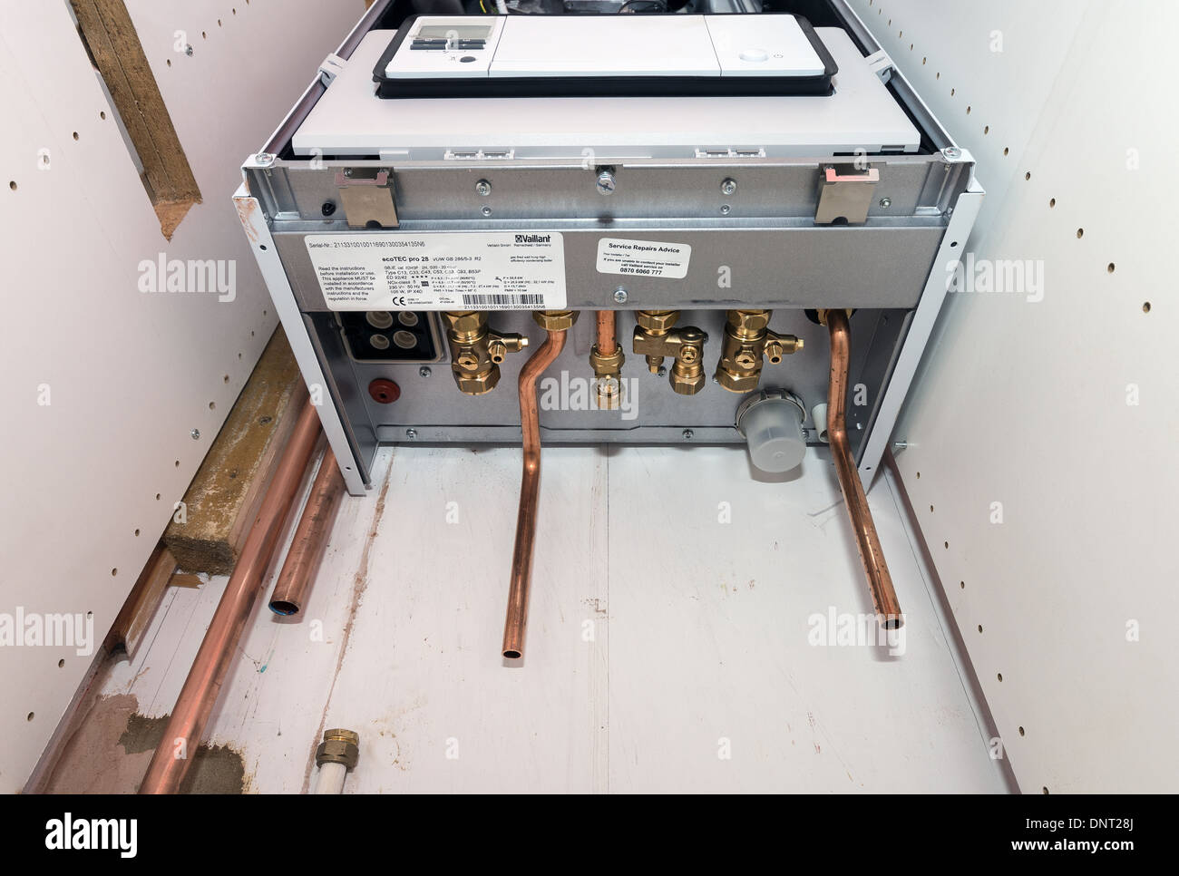 Boiler Installation Stock Photos & Boiler Installation Stock Images ...