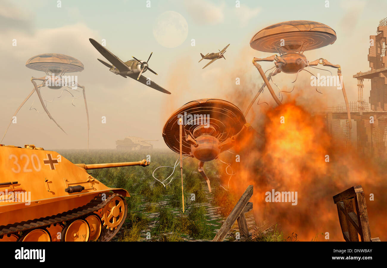 Alien Invaders Stock Photos Amp Alien Invaders Stock Images