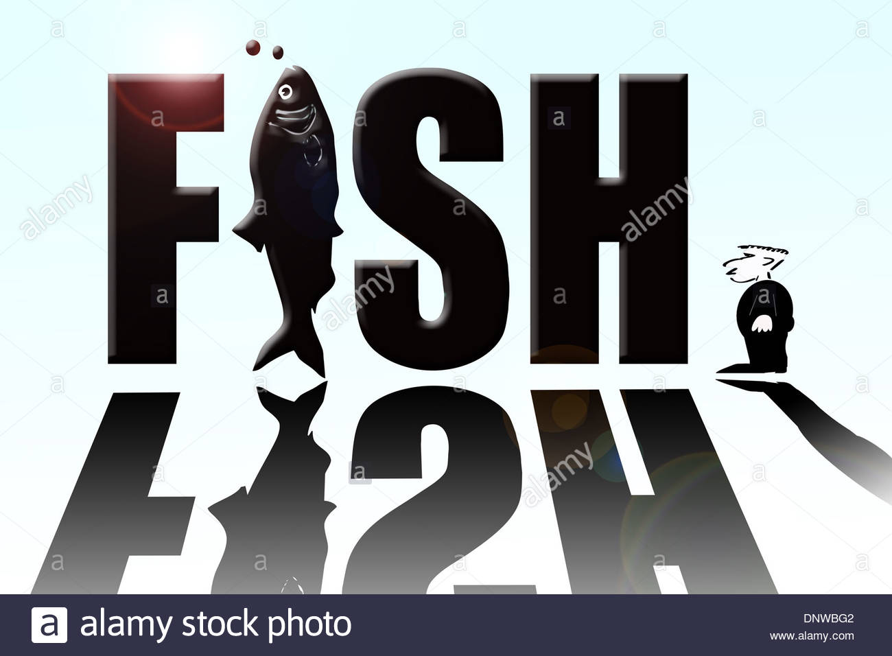 Big Fish Head Stock Photos Big Fish Head Stock Images Alamy