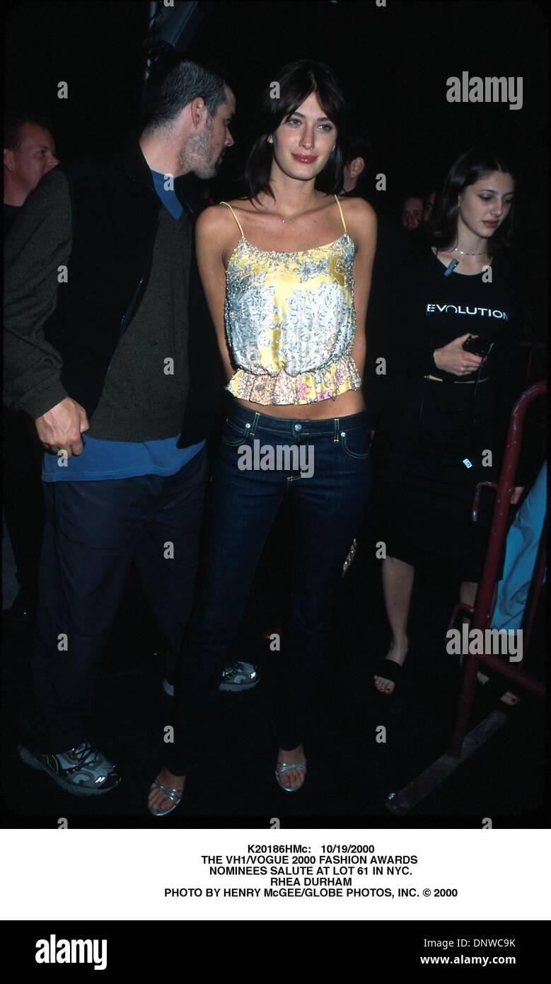Rhea Durham USA 2 2000-2001