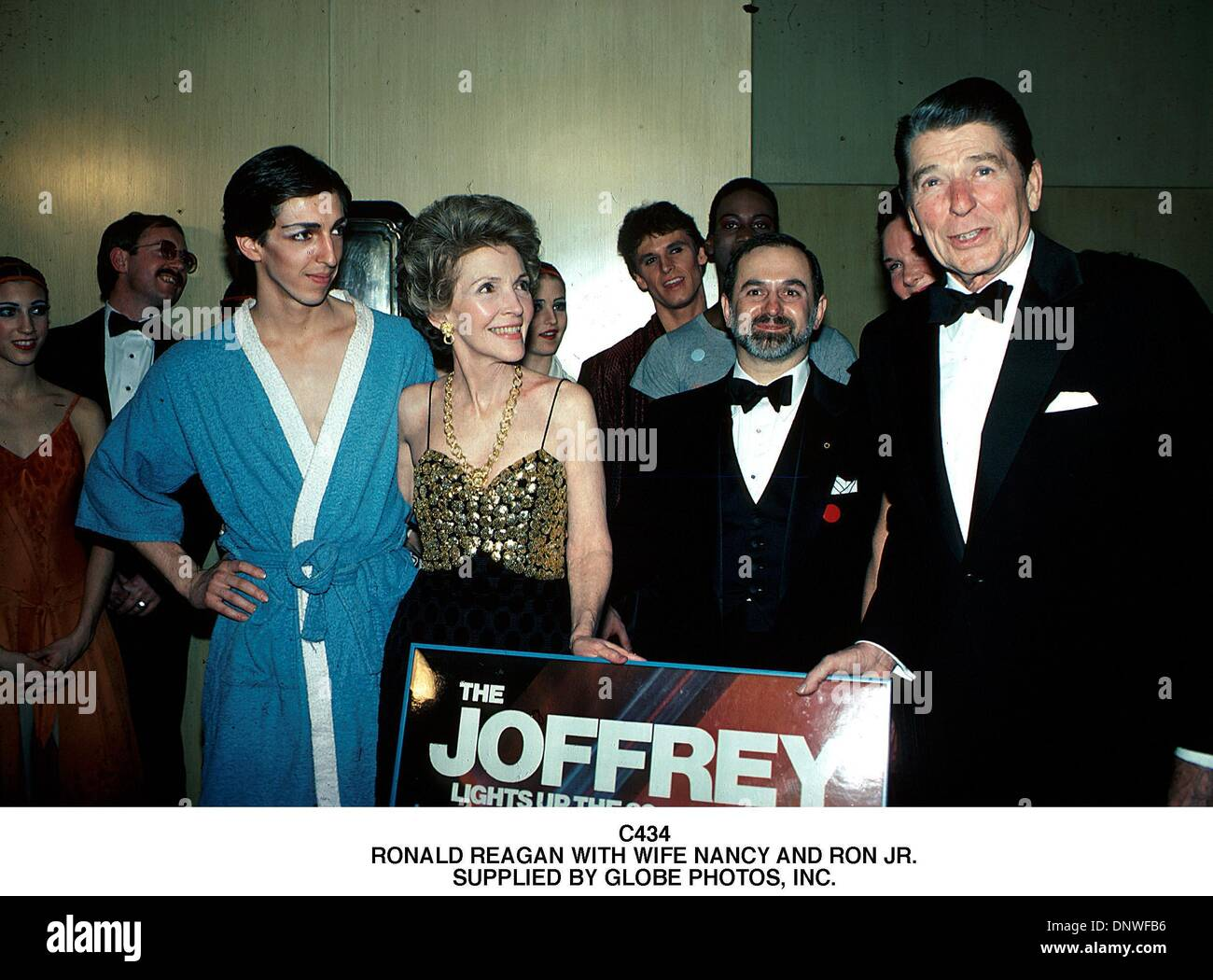 Ron Reagan Jr Ballet