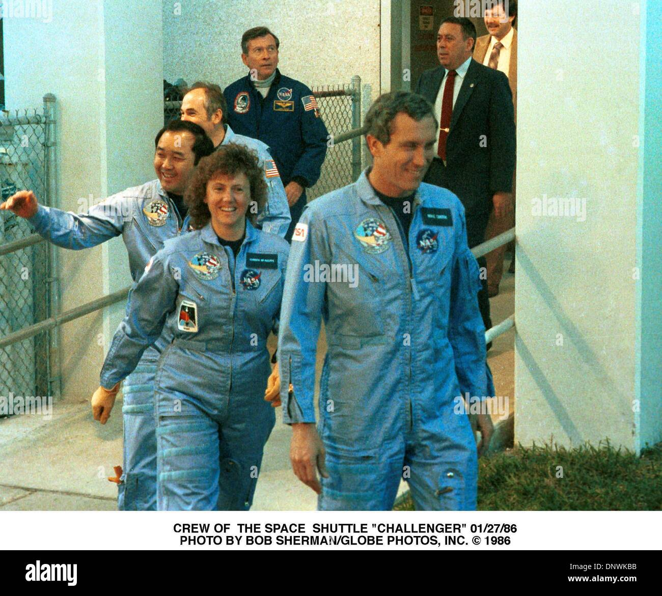 Space Shuttle Challenger 1986 Stock Photos & Space Shuttle