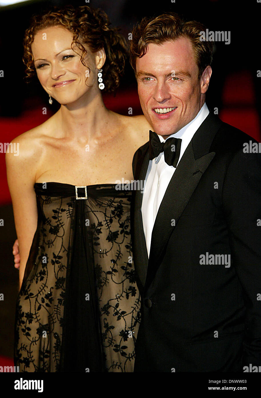 Toby stephens dating history