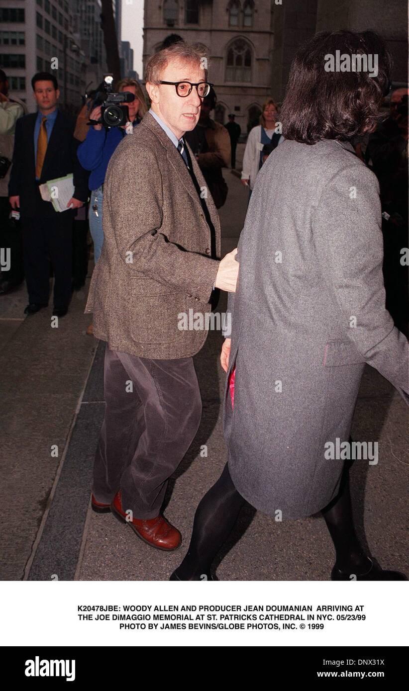 Jean Doumanian Woody Allen