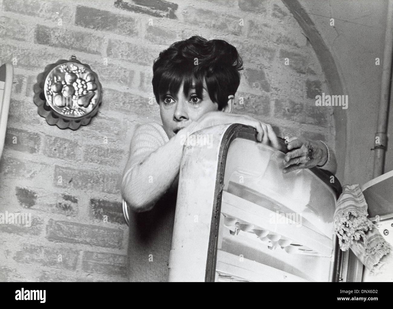 July 2, 1967 - AUDREY HEPBURN.Wait Until Dark 1967.Supplied by   Photos, inc.(Credit Image: © Globe Photos/ZUMAPRESS.com) - Stock Image