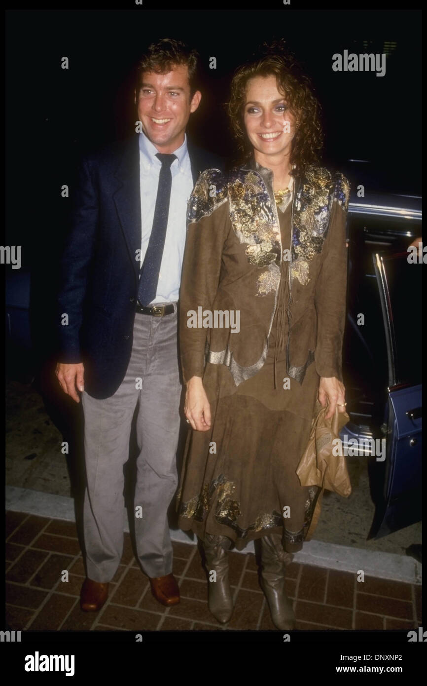 Hollywood Ca Usa Actress Jennifer O Neill And Michael Sullivan Stock Photo Alamy