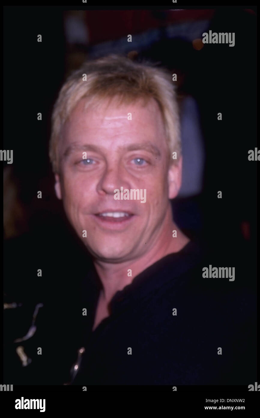 Hollywood, CA, USA;  Actor MARK HAMILL, best known from 'Star Wars,' attends the premiere of ''The X-Files'' in undated photo.  (Michelson-Geller/date unknown) Mandatory Credit: Photo by Michelson/ZUMA Press. (©) Copyright 2006 Michelson - Stock Image