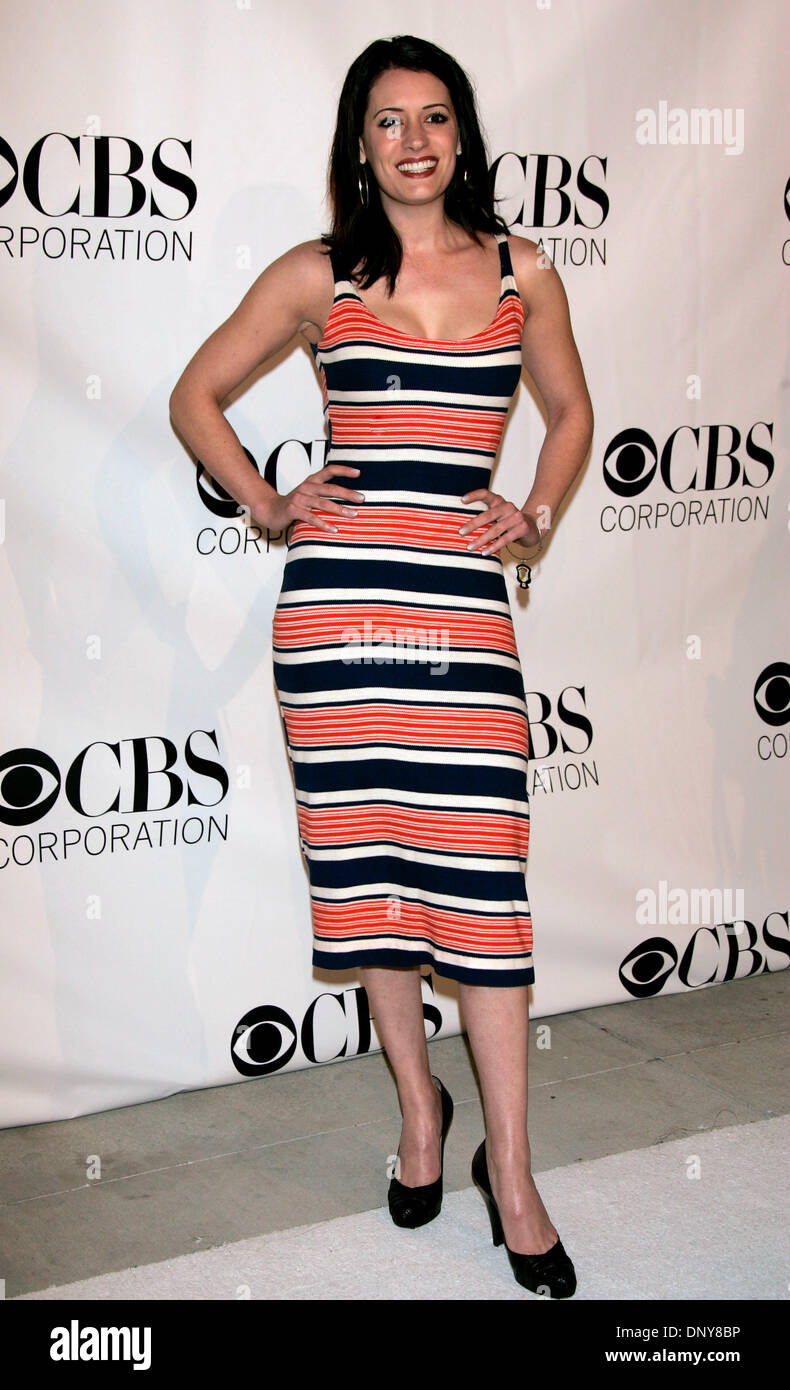 Jan 18 2006 Pasadena California Usa Actress Paget Brewster At The Cbs Upn Showtime Tca Party Held At The Wind Tunnel Mandatory Credit Photo By Lisa