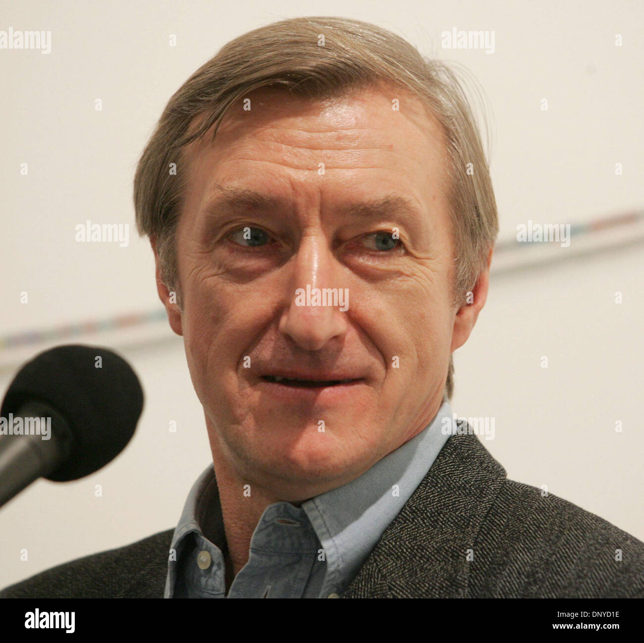 Julian Barnes Stock Photos & Julian Barnes Stock Images