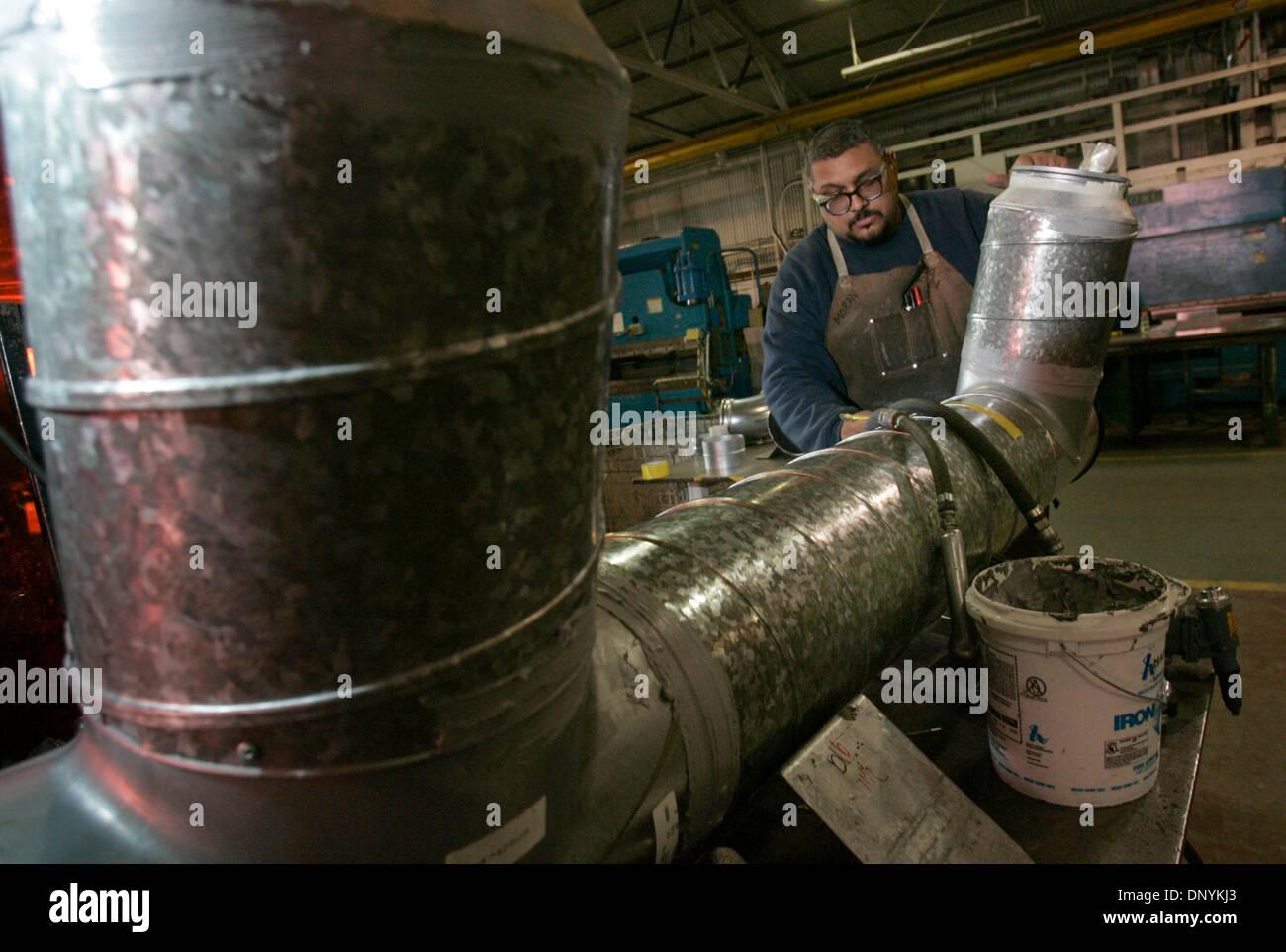 Metal Fabricator Stock Photos & Metal Fabricator Stock